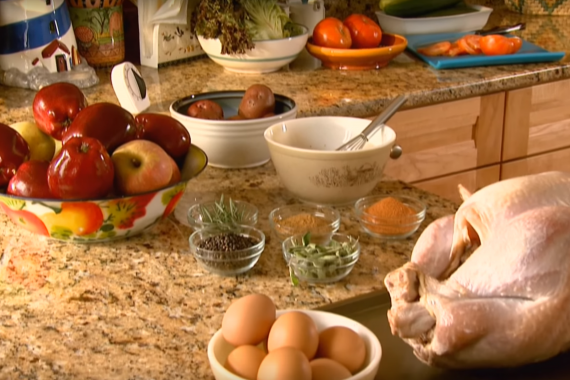 Holiday Meal Preparation Tips